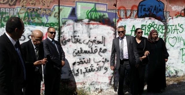 الـPPS يستنكر منع وفده من دخول غزة