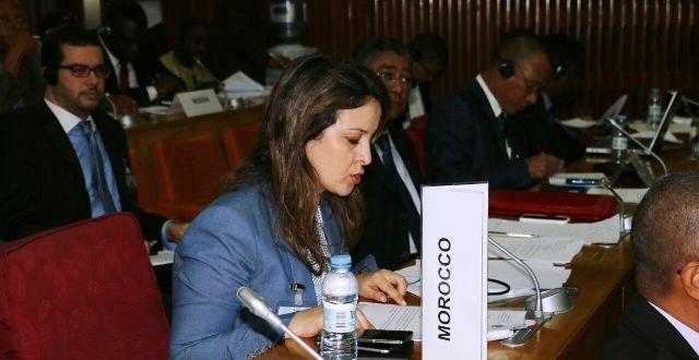 شرفات أفيلال ترأس الوفد المغربي المشارك ضمن فعاليات الندوة الإفريقية الثالثة للوزراء المكلفين بقطاع الأرصاد الجوية