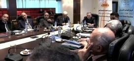 نبيل بنعبد الله في لقاء مع فريقي الحزب بالبرلمان حول الانتخابات المقبلة – الثلاثاء 10 فبراير 2015