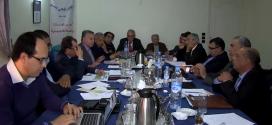 اجتماع المكتب السياسي لحزب التقدم و الاشتراكية ليوم 16 مارس2015 (فيديو)