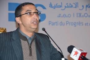 جريدة الأحداث المغربية تحاور جمال كريمي بنشقرون الكاتب العام لمنظمة الشبيبة والاشتراكية