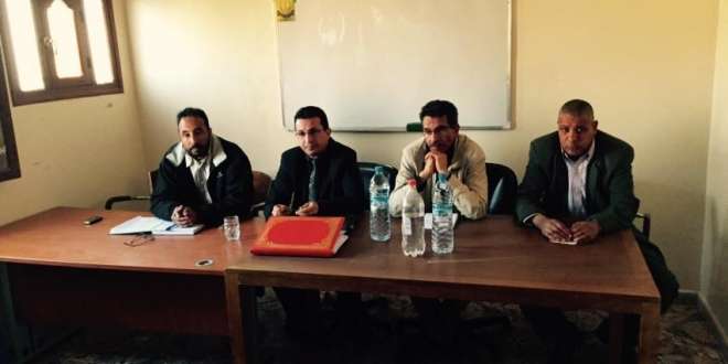 عزوز صنهاجي، بالناظور : حزب التقدم والاشتراكية، بفضل كفاحه وصموده أصبح يشكل رقما أساسيا لا يمكن تجاوزه في المعادلة السياسية